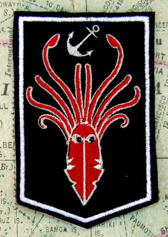 Submariner Wool Felt Patch