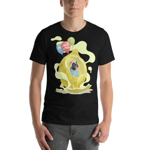 Lemon Skunk T-Shirt
