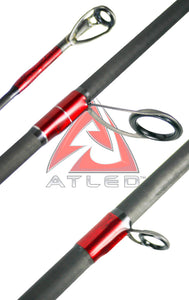 Atled™ 872:  7 ft 3 in  /  Med Power  /  Fast Action
