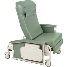 Winco Carecliner Drop Arm Recovery Chair - Max Weight 450lbs