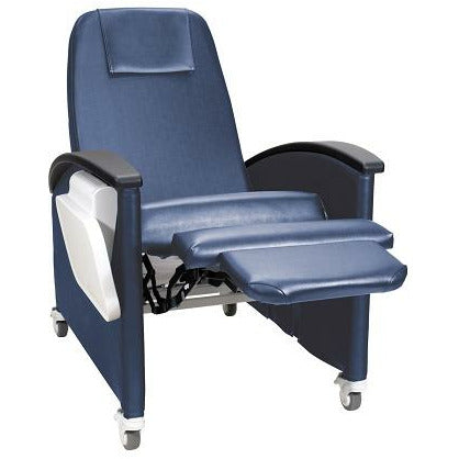 Winco Carecliner Designer Recovery Chair - Max Weight 350lbs