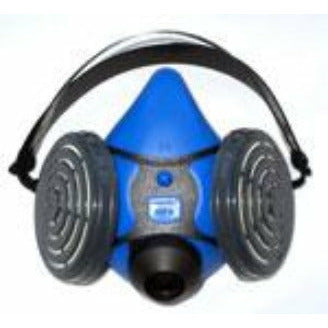 Comfort-Air Series 100 Half Mask Respirator with N95 filters, Size Small