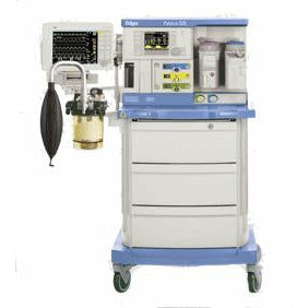 Drager Anesthesia System Refurbished - Drager Fabius GS Anesthesia Machine