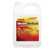 Enforcer Weed Defeat Concentrate 128 oz. (Case of 4) Extremely Concentrated Formula