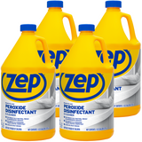 Zep Peroxide Disinfectant & Cleaner 128 oz. (Case of 4) Ready-To-Use Formula