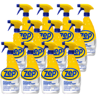 Zep Peroxide Disinfectant & Cleaner 32 oz. (Case of 12) 3 Minute Hospital Grade Disinfectant