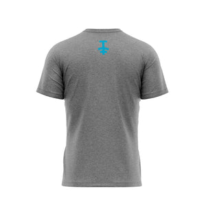 protekt logo grey t shirt back