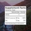 liquid immunity supplement facts