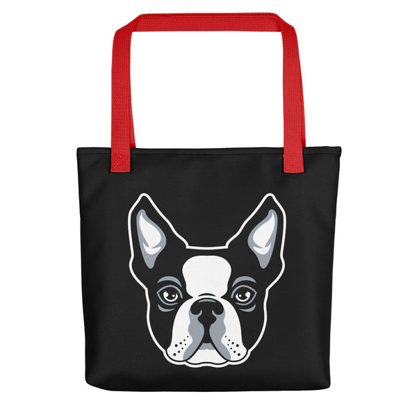 Boston Terrier Tote Bag - Boston Terrier World
