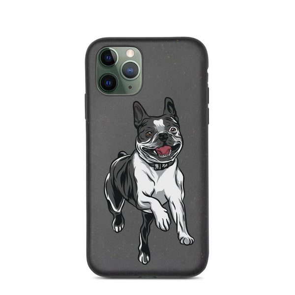 Biodegradable IPhone Case - Boston Terrier - Boston Terrier World
