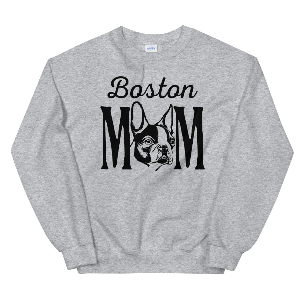 Boston Mom Sweatshirt
