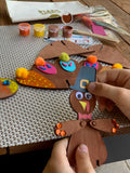 Turkey craft Kit
