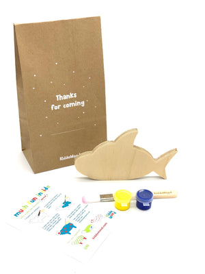 Sea Animals Art Kit