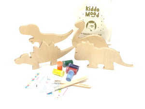 Dino Art Kit Bag