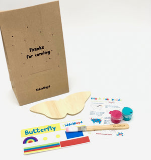 Butterfly Art Kit