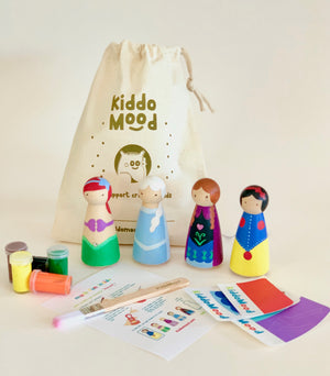 Princess Art Kit Bag