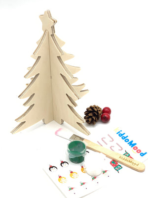 Christmas Tree Art Kit