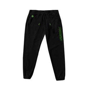 Deadbeats - Premium Black Joggers