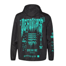 Load image into Gallery viewer, Limited Edition - VERY EXTRA x Deadbeats - Lightweight Windbreaker Jacket