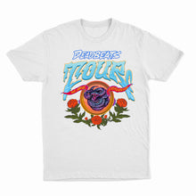 Load image into Gallery viewer, Deadbeats - Deadbeats 2018 Tour - White Tee