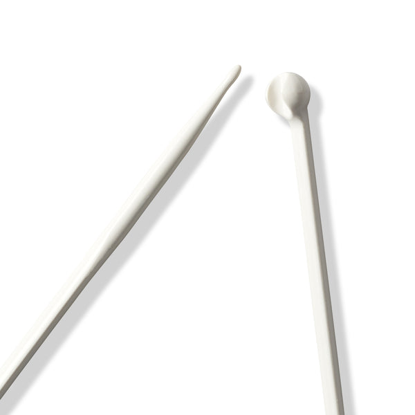 "US 6 (4mm) - 14"" Single Point Knitting Needles"