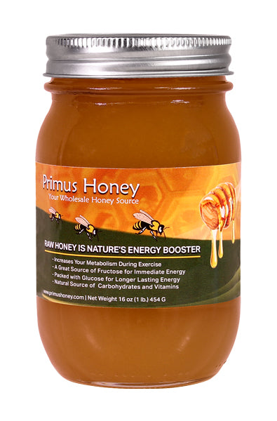 Raw Honey - Tamarack Flavor