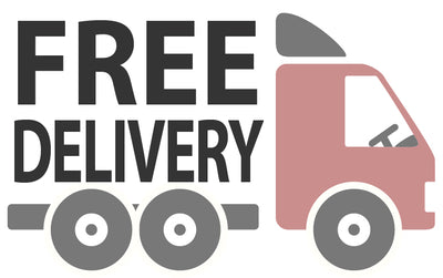 FREE DELIVERY TO YOUR DOOR