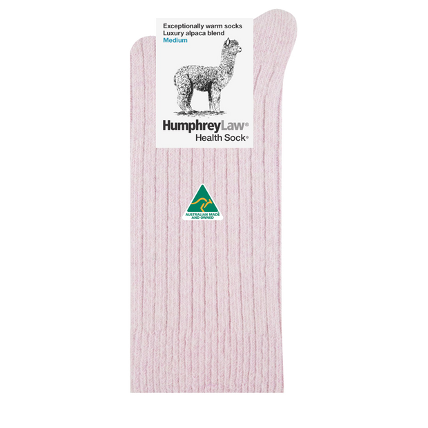 Humphrey Law - Luxury Alpaca Blend Socks