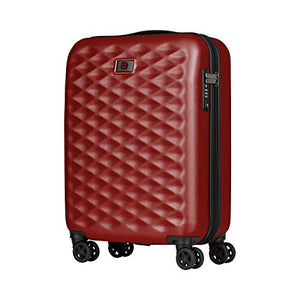 "Wenger Wenger Lumen 20"" Hardside Luggage Global Carry-On - Red Koffer, 54 cm, 32 liters, Rot (Red)"