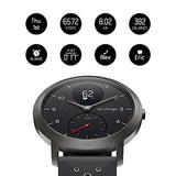 Withings Steel HR Sport - Multisport Hybrid Smartwatch