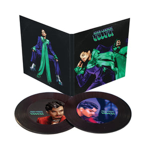 VELVET Vinyl Coaster Set + Download