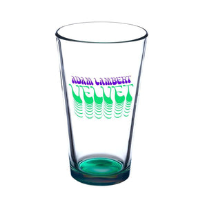 VELVET Pint Glass + Download