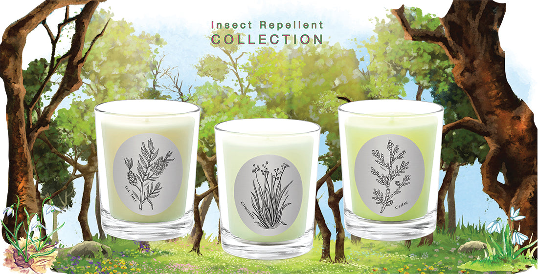 Insect Repellent Scents
