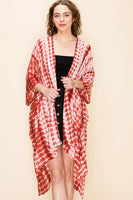 Dyed To Perfection Kimono