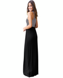 Mackenzie Maxi Dress - Black