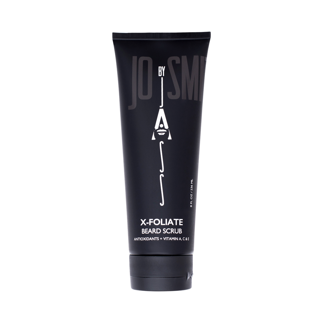JO SMITH, X-FOLIATE BEARD  SCRUB