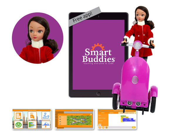 SmartBuddies@Home Maria (Limited Time)