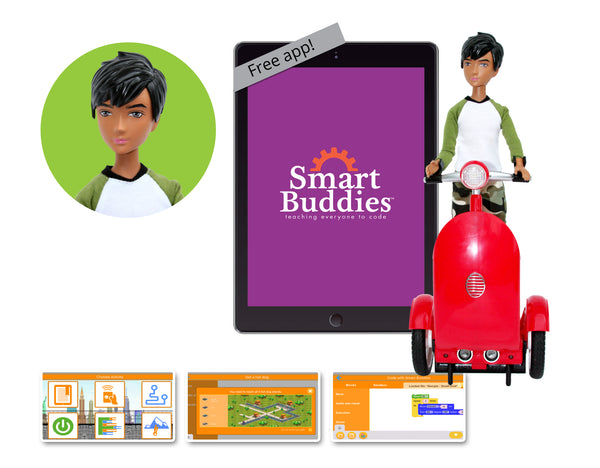 SmartBuddies@Home Sebastian (Limited Time)