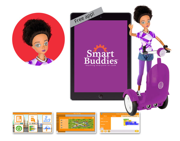 SmartBuddies@home Zara (Limited Time)