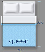 Den-Dry Mattress Underlay-Queen - Ravenwolf Marine