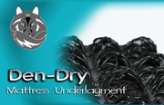 Den-Dry Mattress Underlay-By the Foot - Ravenwolf Marine