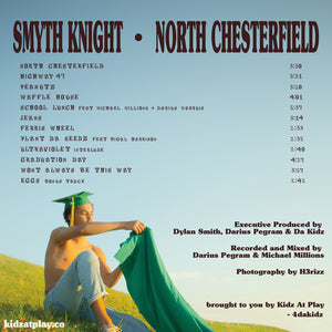 """North Chesterfield"" Physical CD"