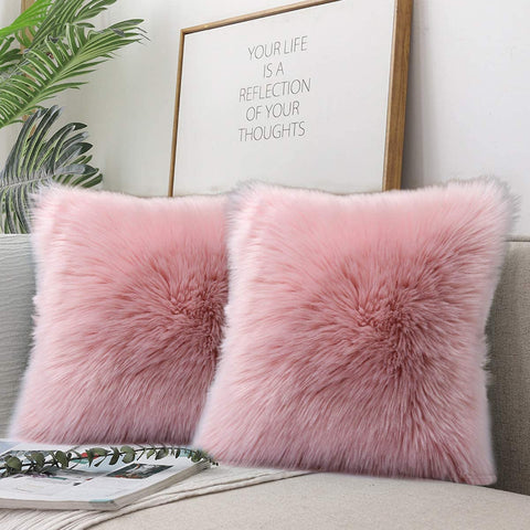 Fluffy Cushion Cover - OrderConcept