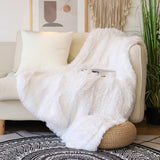 Shaggy Comfort Throw Blanket - OrderConcept