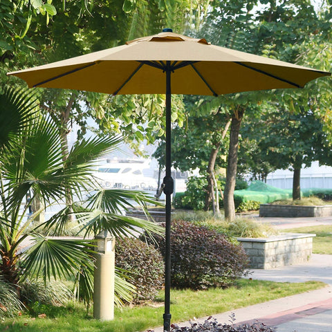 9 FT Patio Umbrella - OrderConcept