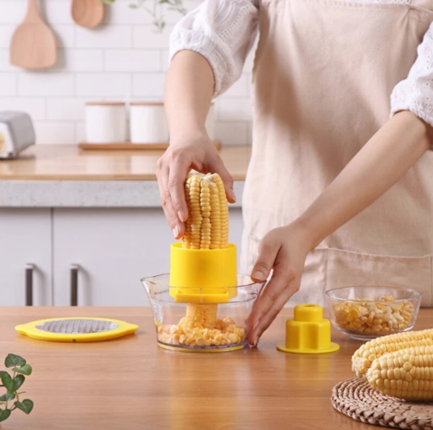 Corn Cob Stripper - OrderConcept
