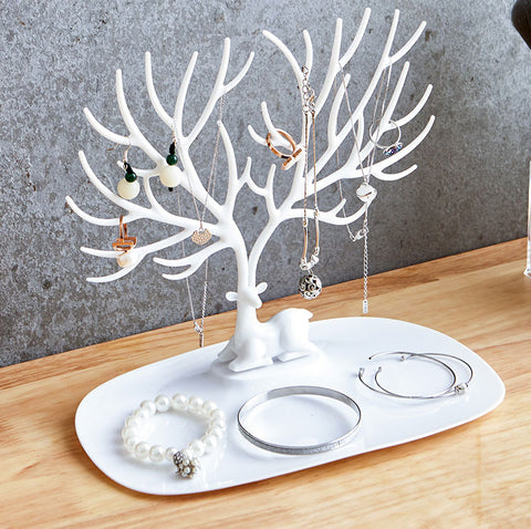 Tree Stand Jewelry Organizer - OrderConcept