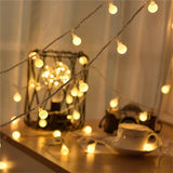 LED Ball String Lights - OrderConcept