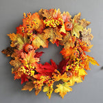 Fall Wreath Decoration - OrderConcept