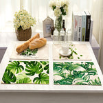 Green Leaves Dining Placemat - OrderConcept